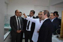 Bayburt'ta Toprak ve Su Analiz Laboratuarı Açıldı