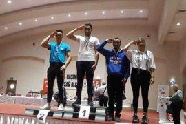 Antalya'daki Şampiyonada Bayburt Üniversitesi Rüzgarı