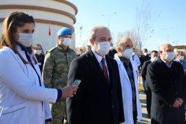 """Bayburt'ta """"Mini Şehir Hastanesi"""" Hizmete Alındı"""