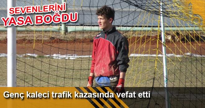 Bayburt İl Özel İdarespor'un Altyapı Oyuncusu Burak Türker Vefat Etti