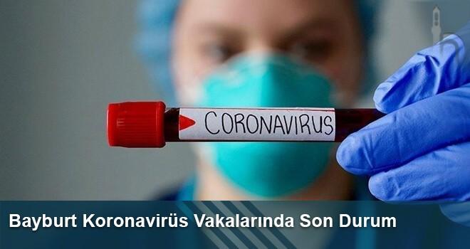 Bayburt Koronavirüs Vakalarında Son Durum