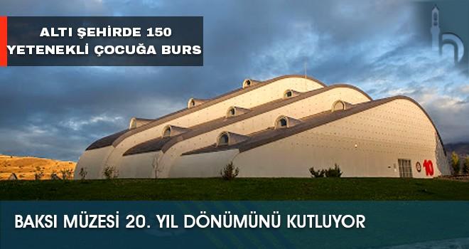 Baksı Müzesi 20. Yıl Dönümünü kutluyor