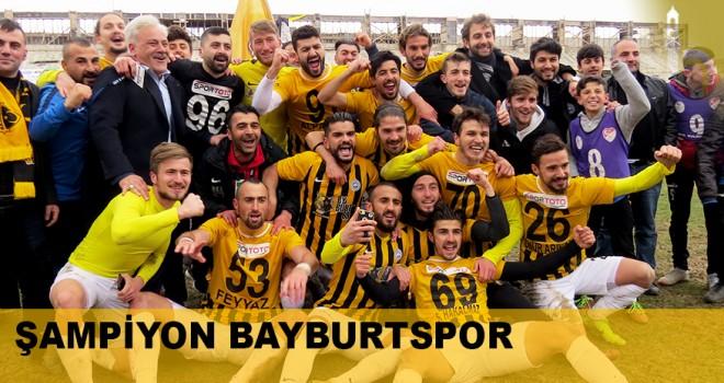 Şampiyon Bayburtspor