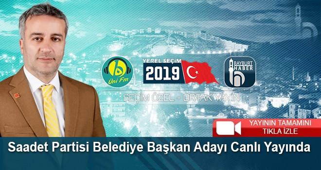 Osman Nuri Temur Canlı Yayın Konuğumuz Oldu