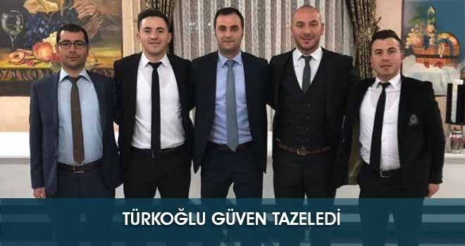 Türkoğlu Güven Tazeledi