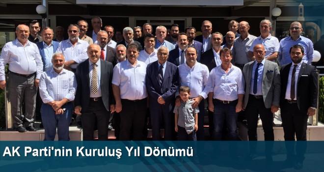 AK Parti'nin Kuruluş Yıl Dönümü
