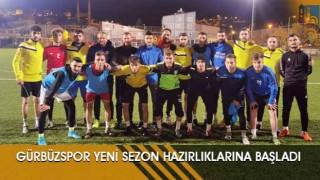 Gürbüzspor Yeni Sezon Hazırlıklarına Başladı