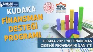 Kudaka 2021 Yılı Finansman Desteği Programını İlan Etti