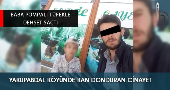 Bayburt'ta Kan Donduran Cinayet