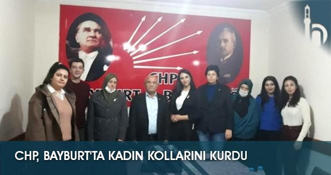 CHP, Bayburt'ta Kadın Kollarını Kurdu