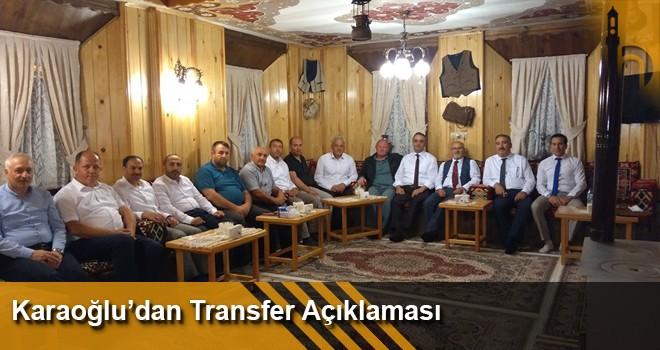 Bayburt Özel İdarespor'da Yönetim Kurulu Toplandı
