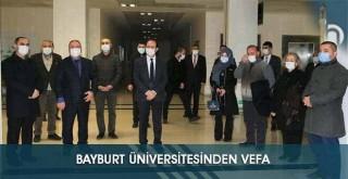Bayburt Üniversitesinden Vefa