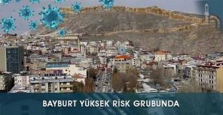 Bayburt Yüksek Risk Grubunda