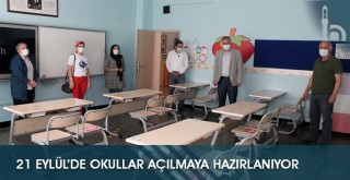 21 Eylül'de eğitim başlıyor, Bayburt'ta okullar hazır