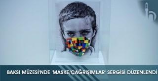 Baksı Müzesi'nde 'Maske/Çağrışımlar' Sergisi Düzenlendi
