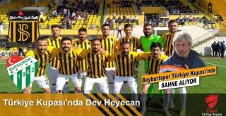 Türkiye Kupası'nda Dev Heyecan
