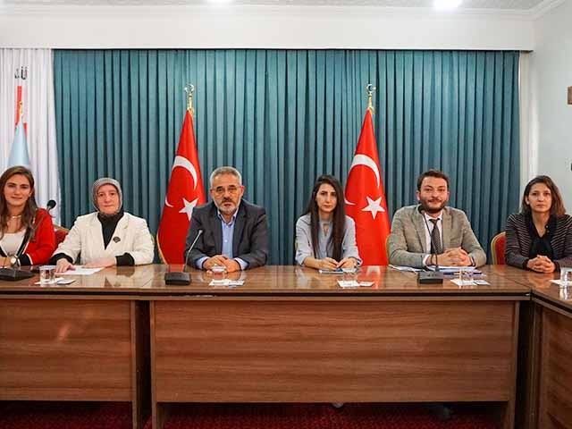 Türkiye İnsan Hakları ve Eşitlik Kurumu Basın Toplantısı